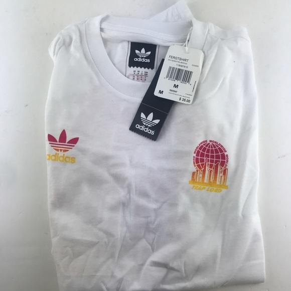 asap ferg adidas t shirt